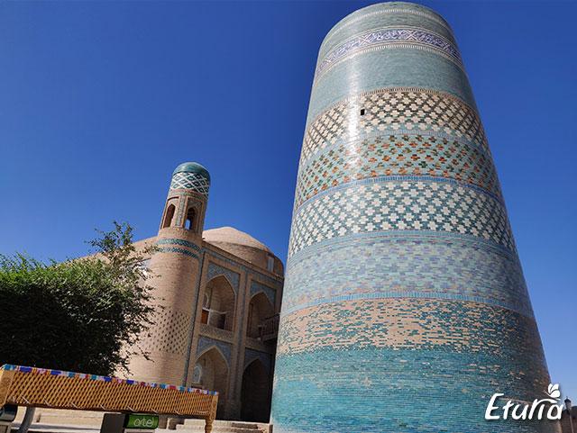 Monument Khiva