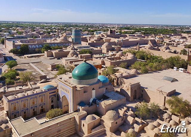 Peisaj Khiva