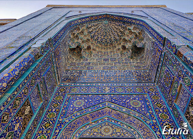 arhitectura uzbeka
