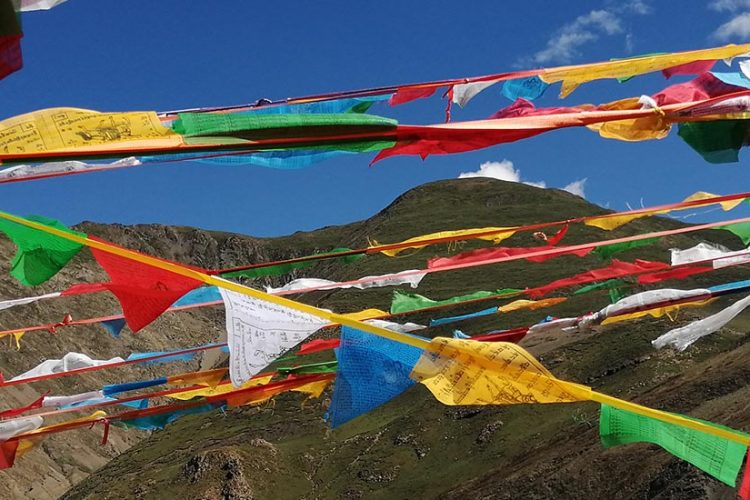 Am fost in Tibet