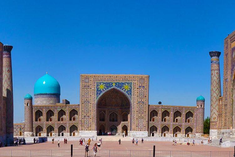 Drumul Matasii Uzbekistan