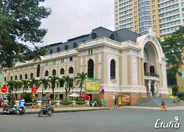 strada din Saigon
