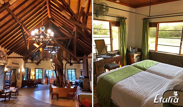 Maasai Mara Keekorok Lodge