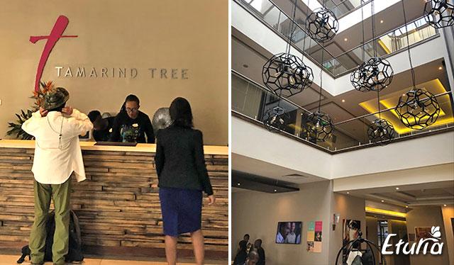Nairobi Hotel Tamarind Tree
