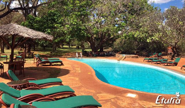Tsavo Vest Kilaguni Serena Safari Lodge