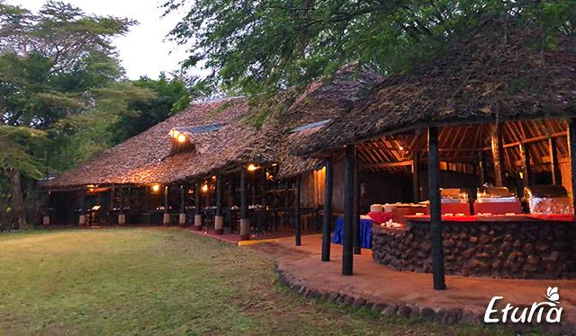 Tsavo Vest Ziwani Voyager Camp