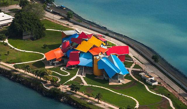 Biomuseo Panama City