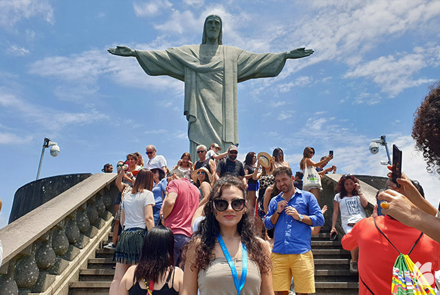 Cristos Mantuitorul, Rio de Janeiro