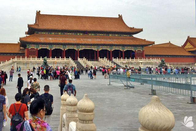 Beijing, Orasul Interzis