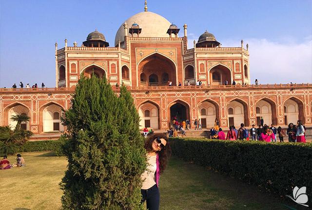 Humayuns Tomb, Delhi