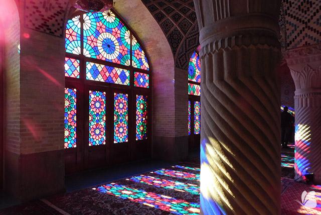 Moscheea Nasir ol-Molk din Shiraz