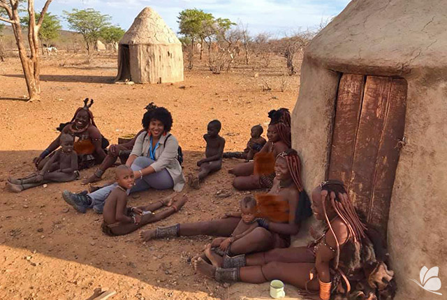 Satul Himba