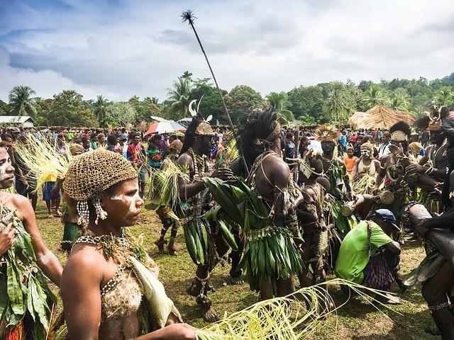 Trib din Papua Noua Guinee
