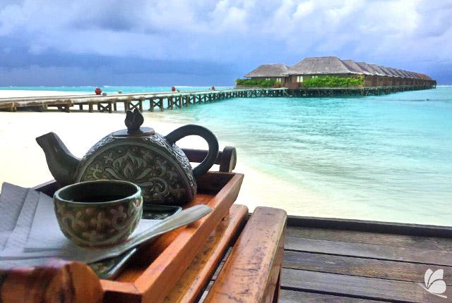 Meeru Island, Maldive