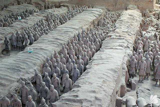 Armata de Teracota