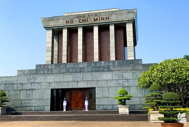 Mausoleul lui Ho Chi Minh