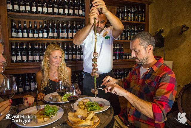 Vinuri si gastronomie locala, Madeira