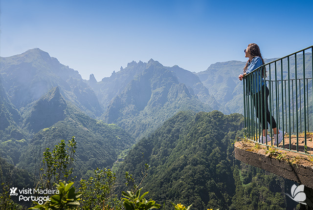 Levada Vereda dos Balcoes, Madeira