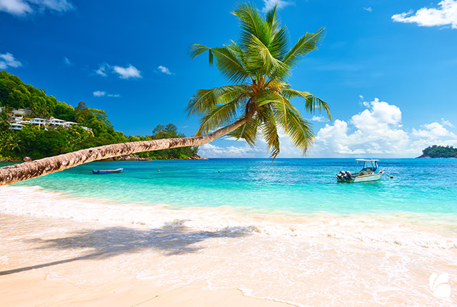 Insula Mahe, Seychelles