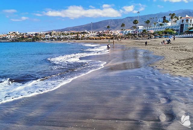 Playa Troviscas, Tenerife