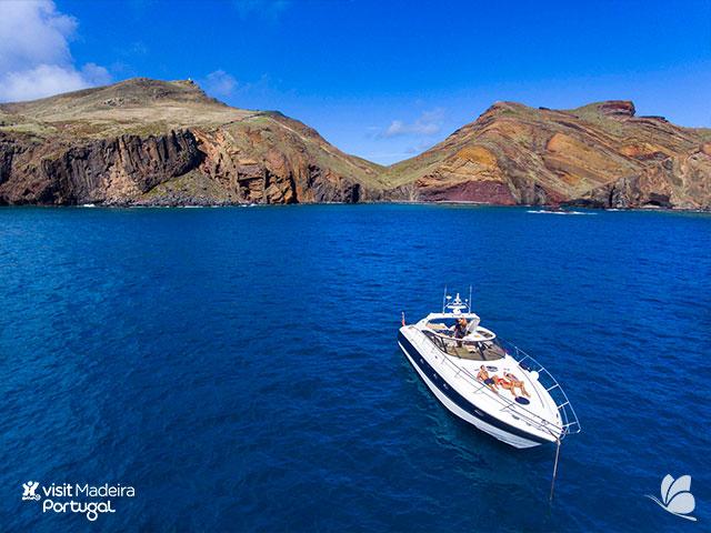 Cu yachtul pe Atlantic, Madeira